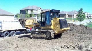 Cat 953D Track-Loader