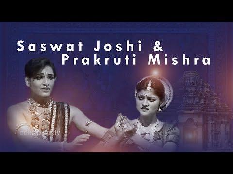 Saswat Joshi & Prakruti Mishra Live Odissi Dance Performance | Ekalavya Samman