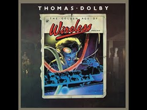 Europa And The Pirate Twins THOMAS DOLBY 1983 LP