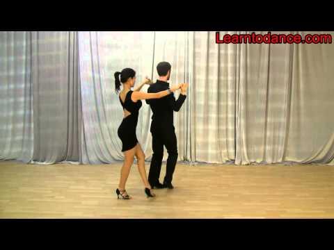 Latin Dance Steps - Merengue dance moves Intermediate level