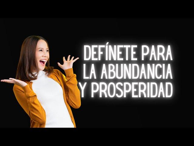 Redefinir el problema para atraer abundancia y prosperidad | Lección de desarrollo personal