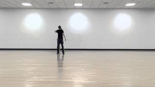 Cross-Step Waltz - Halo Rollaway