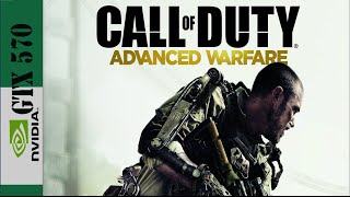 Call of Duty Advanced Warfare 60FPS PC Gameplay GTX 570 #2 | 1080p