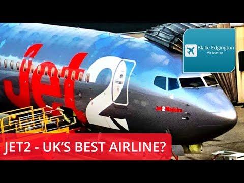 FLIGHT REVIEW | Jet2 | Boeing 737 | Birmingham To Malaga