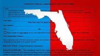 Could Florida Measure Restoring Vote to Former Felons Swing State Blue?