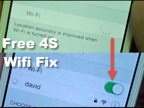 how to get free wifi on iphone iphone 4s free fix wifi grayed out and disable issue 8984