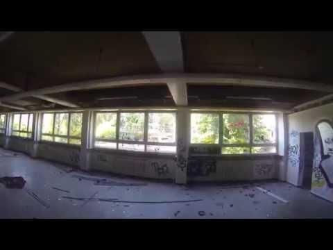 Anatomy Institute - Urban Exploration - Abandoned University