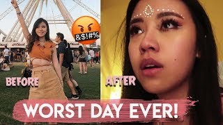 Messed Up Coachella Experience!!! (Indo Subs)