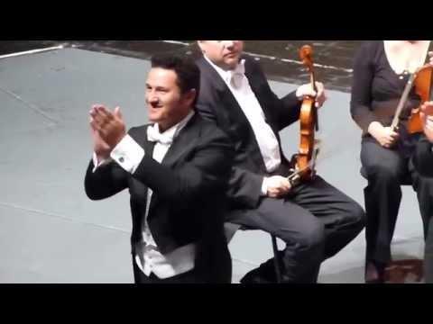 Final applaus Werther @ Großes Festspielhaus Salzburg 18.08.2015 - Bravo Piotr Beczala!