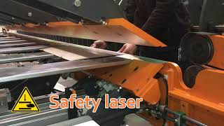 Safety Folding Machine - Stefa VH