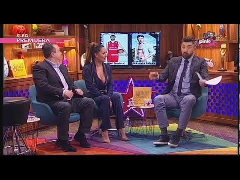 Ami G Show S09 - Ili ili - Ceca bira zeta