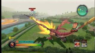 Bakugan Battle Brawlers Defenders Of The Core - Gameplay