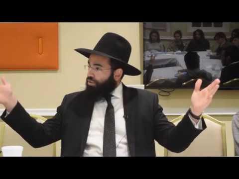 Rabbi Yisraeli Nessah YPL - Legacy of Rabbi Akiva (Lag Ba'Omer) Pt.1