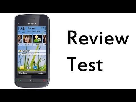 Nokia C5-03 Review - Testbericht