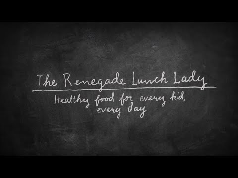 Chef Ann Cooper-- The Renegade Lunch Lady - YouTube