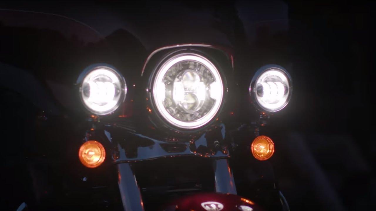 Daymaker LED Lighting | Harley-Davidson on