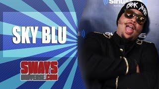 8ky 6lu (Sky Blu) Formerly of LMFAO on Why The Group Broke Up + Advice From Grandfather Berry Gordy