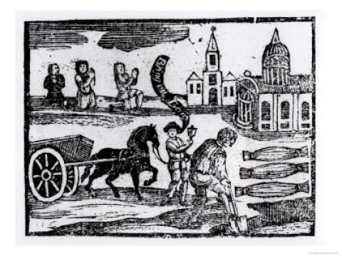 The Deadly History of Public Health (1350-1750)