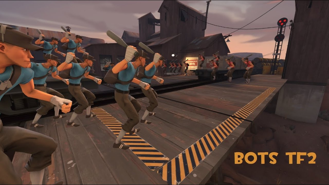 how to use console in tf2