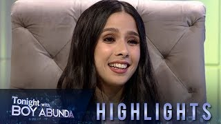 TWBA: Maxene shares the details on how she met her husband