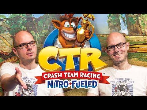 Crash Team Racing Great Again? | Crash Team Racing Nitro Fueled Mit Gregor