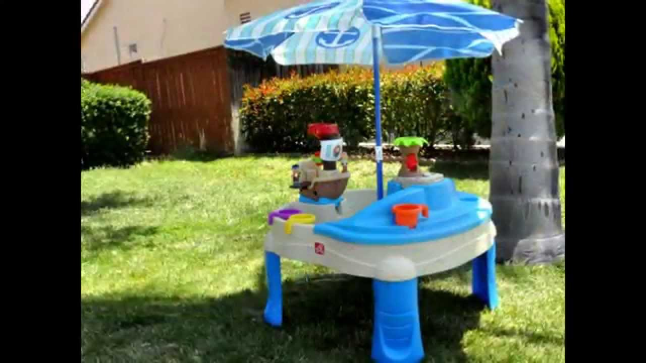 Step2 High Seas Sand And Water Table Review By Our Ordinary Life