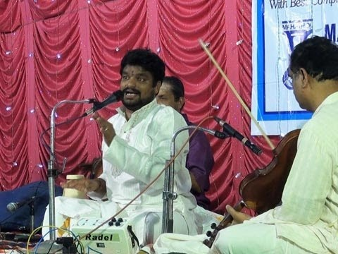 Carnatic Vocal by Kunnakudi M. Balamuralikrishna