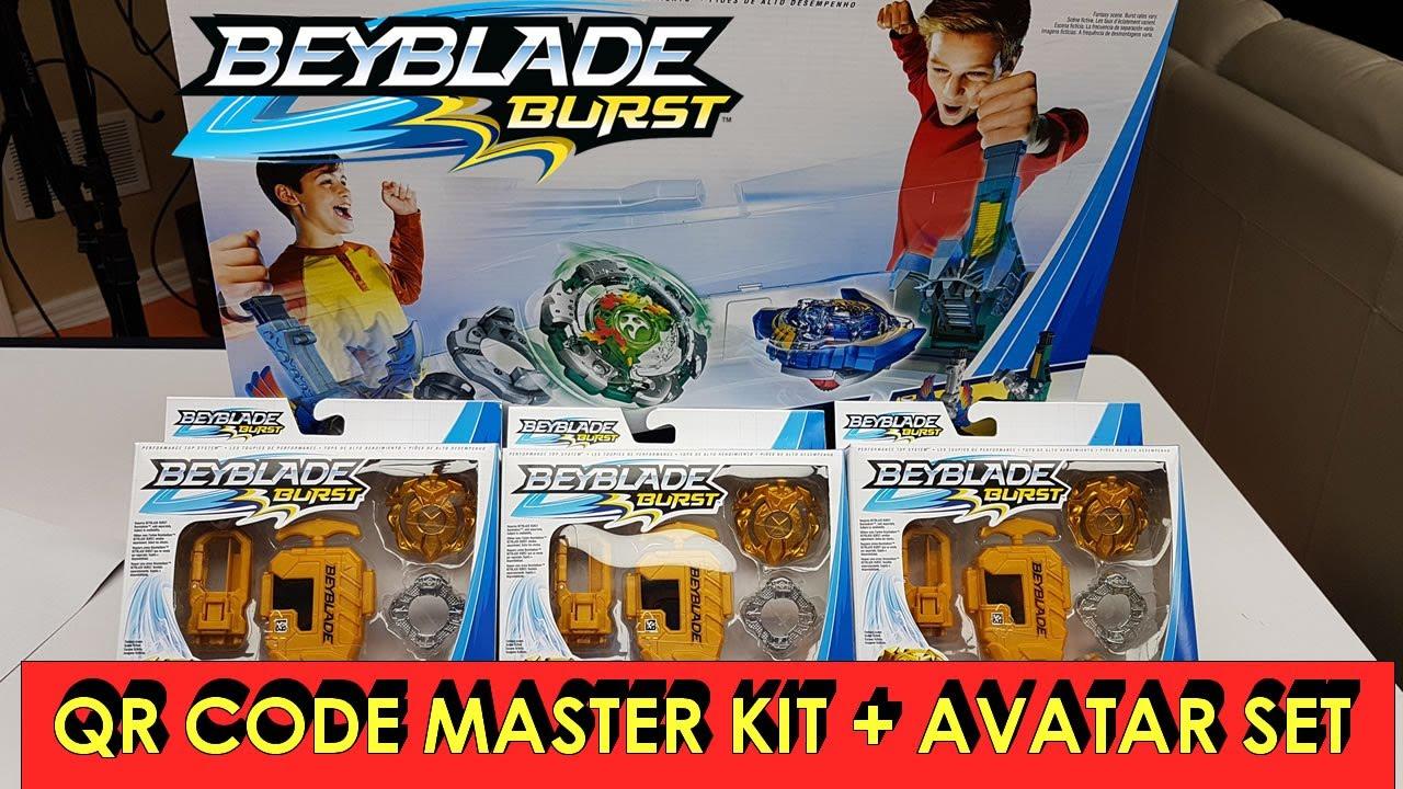 beyblade burst accessory codes