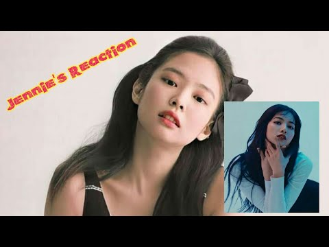 JENNIE KIM REACTS TO LILI'S FILM #3(Performance Video)[FAKE SUBBED] - JENLISA