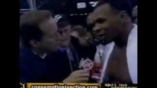 ! LIVE !!! Tyson Bersyahadat Di Atas Ring - islamterbuktibenar.net
