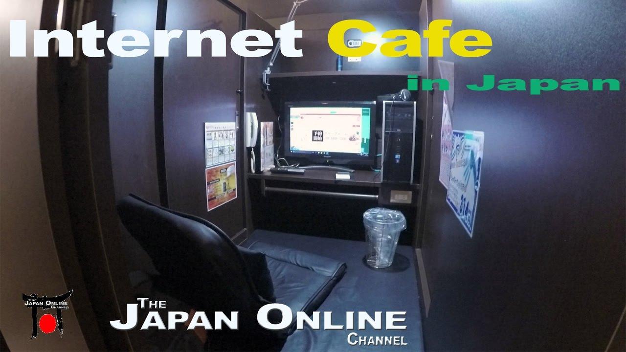 Internet Cafe Hotel Japan
