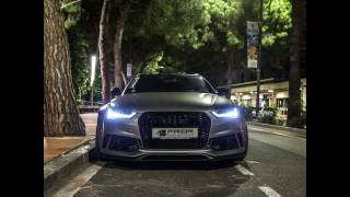 Audi RS6 // Audi S6 // Audi A6 // Tuning Compilation // HD