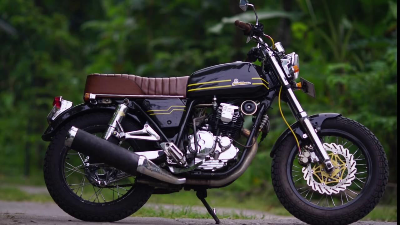 """CB""""MotoVlog""""Yamaha Scorpio 2004 Modif Jadi Cb"""