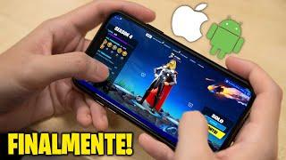 Como Baixar Fortnite Em Celular Android e Apple 4 Temporada Thor