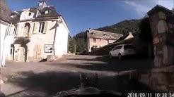 Day Three, Part One. Saint-Lary-Soulan to  Bordères-Louron, around the mountain