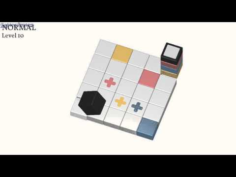 Cubicolor gameplay - GogetaSuperx