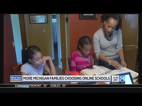 Michigan sees spike in K-12 online school enrollment