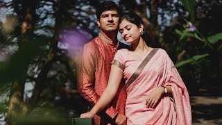 Pre Wedding film on mountains || Garima and Bhaskar || 4k || Akhilesh Singh