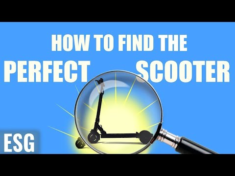 ULTIMATE Beginner's Guide to Finding the Perfect Electric Scooter