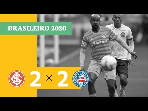 Internacional Bahia Goals And Highlights