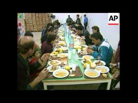 ITALY: PREPARATIONS FOR INFLUX OF KOSOVO REFUGEES