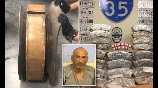 Texas police find $4.8M worth of illegal drugs hidden in man