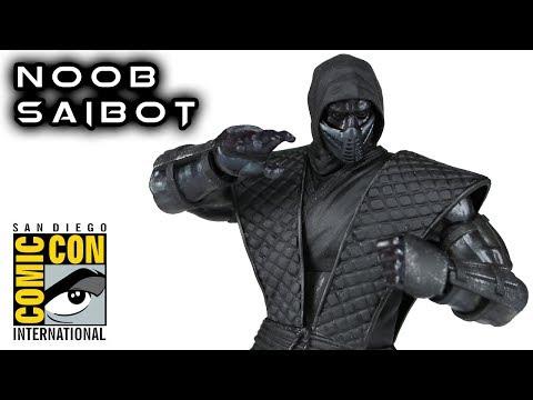 Storm Collectibles NOOB SAIBOT SDCC 2017 Exclusive Action Figure Toy Review