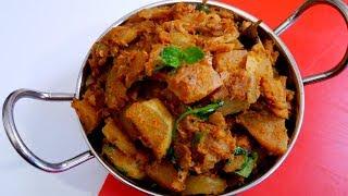 noolkol fry |noolkol chops | turnip chops Fry |nookul varuval | noolkul recipe | kohlrabi fry
