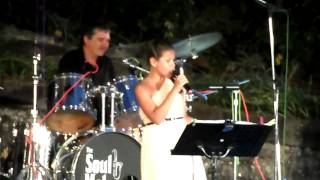 The Soul Mates - Gibraltar - Alameda Gardens - 9th August 2013 - Rescue Me