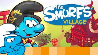 Smurfs' Village: Martial Arts Update • I Puffi