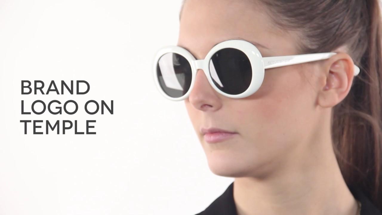 81fea4953d Yves Saint Laurent SL 98 CALIFORNIA Sunglasses Review ...
