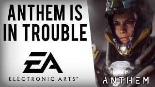 EAs Anthem is in TroubleBecause of Battlefront 2 Controversy and More