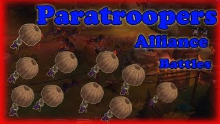 Paratroopers Mania! | Alliance battles | GUNS UP! PS4