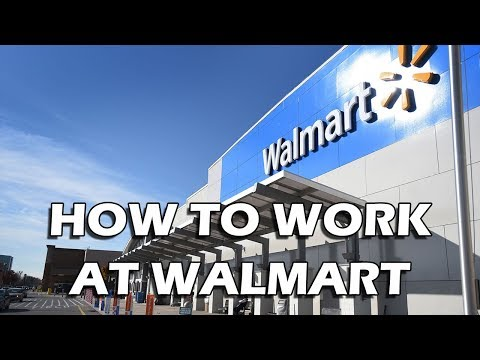 Tales From Retail: How To Get A Job At Walmart